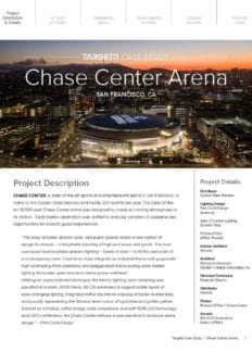 Chase Center Arena