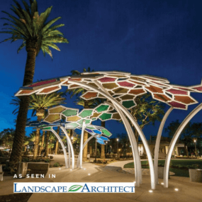 Highlighting a Park's Focus on Water – As Seen in Landscape Architect