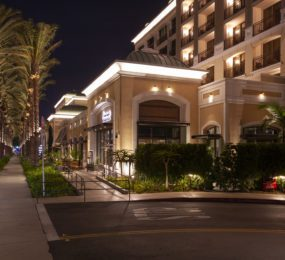 Westin Anaheim – All'aperto event
