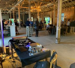Castle & Key Distillery Tour – Hosted by LHI
